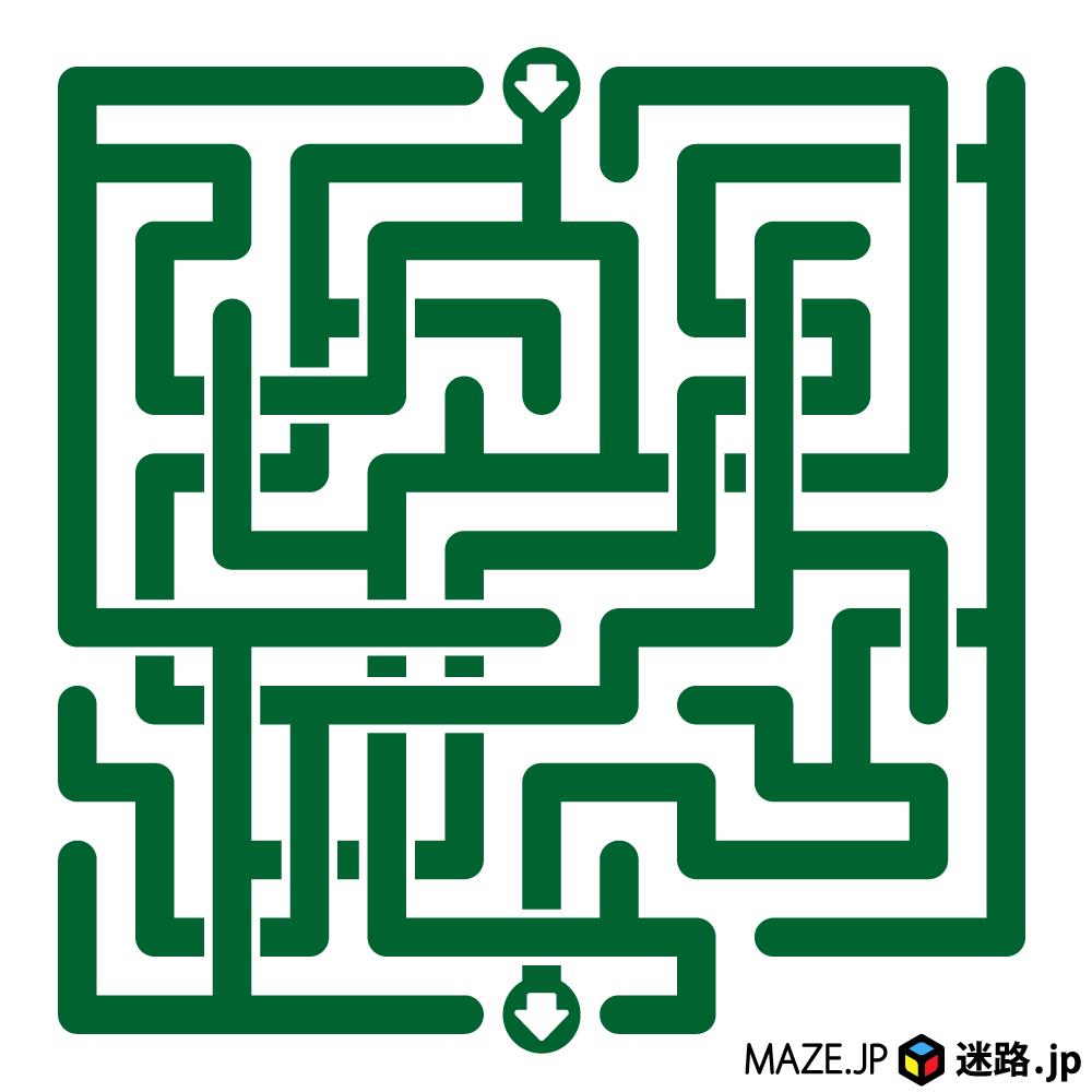 立体交差迷路01