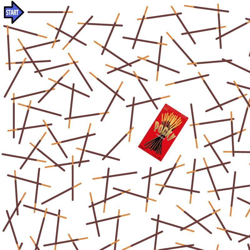 ポッキー迷路2016 アイキャッチ